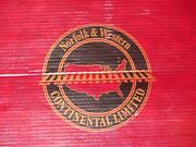 Lionel 6-1260 Continental Limited Norfolk And Western Set 1982 New-factory Sealed