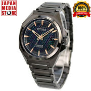 Citizen Na1015-81z Series 8 830 Mechanical Automatic Mother Of Pearl Dial Japan