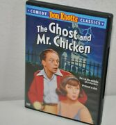 The Ghost And Mr. Chicken Dvd 2003 Don Knotts Joan Staley 1966