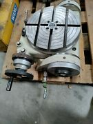 Walter Rts 320 G Tilting Rotary Table