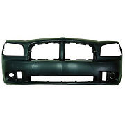 Cpp Front Plastic Bumper Cover For 2006-2010 Dodge Charger