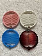 Vintage Ring Combs Barrettes Tip Top Brand Little Miss Lot Of 4 Nice