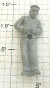 Lionel 3428-12 Gray Mailman Figure Without Magnet 50