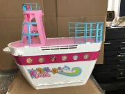 Barbie Dream Boat Dance Party Yacht Cruise Ship