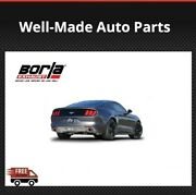 Borla Cat-back Exhaust Atak 140588 For Mustang 3.7l V6 Except Convertible 15-17