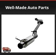 Hks Hi Power 304ss Cat-back Exhaust 3203-ex008 For Acura Integra Ls Gs Rs 92-93