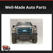 Fab Fours Vengeance Series Rear Bumpers For Ford F-250/350/450/550 Sd 08-10