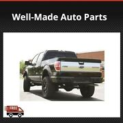 Fab Fours Ff09-w1750-1 For Ford F-150 09-14 Premium Rear Bumpers