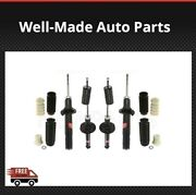 Kyb Excel-g Shocks And Front Struts W/ Bellows Rear For Acura Cl Tl Honda Accord