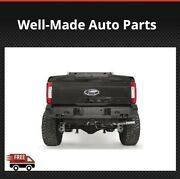 Fab Fours Rear Bumpers For 17-18 Ford F-250/350 Sd - Fs17-w4151-1