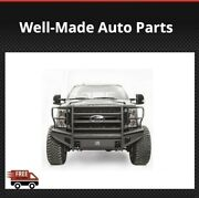 Fab Fours Replacement Bumper For 17-18 Ford F-250/350 Sd - Fs17-q4160-1