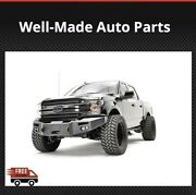 Fab Fours Premium Winch Bumpers For 18 Ford F-150 - Ff18-h4551-1