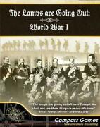 The Lamps Are Going Out World War 1 2nd Edition Near Mint Board Game