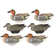 Lifetime Decoys Flexfloat Green-winged Teal Decoys 6 Pack