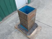 Tombstone Cnc Machine Boring Mill Vise Base Riser Work Holding Tool Plate