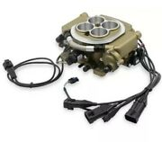 Holley Super Sniper 550-517 Gold 1250hp Forced Induction Efi Conversion Kit