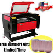 700mm X 500mm 80w Co2 Laser Engraver And Cutter Machines Laser Engraving Machine