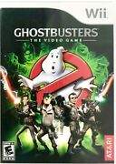 Ghostbusters The Video Game For Nintendo Wii Complete And Tested