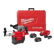 2912-22de Sds Plus 1andrdquo Rotary Hammer With Dust Extractor Kit