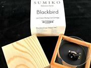 Sumiko Blackbird Low Output Mc Moving-coil Cartridge Brand New Discontinued