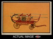 1953 Bowman Firefighters 48 1850 Squirrel Tail Engine 6 - Ex/mt