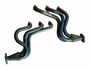 Ford Capri 3.0 V6 Mk2 Mk3 Exhaust Manifolds With Flanged Outlet Pipes
