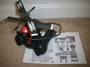 Air Hogs Hawk Eye Video Camera Helicopter. Working With Issues Red