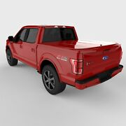 Tonneau Cover-67.1 Bed Undercover Uc2156l-rr Fits 15-18 Ford F-150