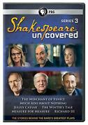 Shakespeare Uncovered Series 3 New Dvd Ships Fast