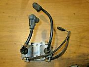 Nissan Tohatsu Oem 8 Hp M8a Ignition Coil And Bracket Set