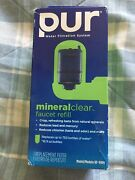Pur Water Filter Replacement Rf9999 Nib-1 Mineralclear Faucet
