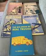 The Big Book Of Real Locomotives, Airplanes, Trucks, Boats And Ships And Trains 5