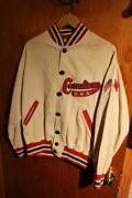 Rare 1940's Montreal Canadiens Team Issued Player Club Jacket