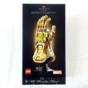 Lego Set 76191 Infinity Gauntlet Thanos Hand Sold Out New Sealed Marvel Studio
