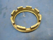66071 Universal Joint Retainer Nut Mercruiser 120hp Pre-alpha Early 70and039s