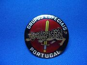 Portugal Africa Colonial War Military Special Forces Emblem Insignia 40 Mm