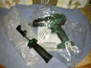 Masterforce Drill 241-0464 20v 1/2 Hammer Drill Tool Only W/ Belt Clip/ Manual
