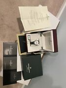 Frederique Constant World Timer Fc-718wm4h6 Automatic Limited Edition Watch 1406