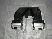 2008-2014 Smart Car Fortwo Dash Board Center Air Vents Set Used Oem 08 09 10 11