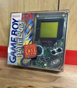 Nintendo Gameboy Play It Loud Clear Dmg Unopened Factory Sealed Vga Ready Rare