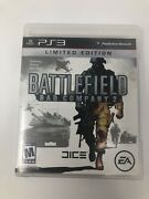 Ps3 Andndash Battlefield 3 And 4 Sony Playstation 3 Complete Lot Of 2 Video Games
