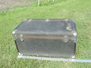 Vintage 1920and039s 1930and039s Packard Luggage / Trunk - Big Car - Pre War 1925 1929 1930