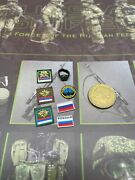 Dam Toys Russian Sniper 78078s 1/6 - Watch And Patches