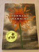 Tornado Warning A Memoir Of Teen Dating Violence And Its Effect Woman's Signed