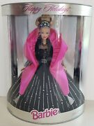 Barbie Doll Special Edition Happy Holidays 1998 Christmas Mattel Collectible New