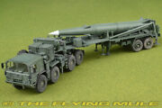 Modelcollect 172 M1001 8x8 Tractor W/pershing Ii Us Army 9th Field Artillery