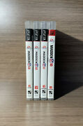 Madden Nfl 10 11 12 13 Sony Playstation 3 Ps3 Ea Sports Football Games Lot Of 4