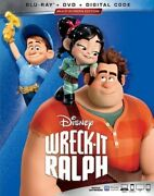 Wreck-it Ralph [new Blu-ray] With Dvd, 2 Pack, Ac-3/dolby Digital, Digital Cop