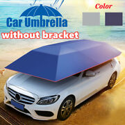Car Umbrella Sun Shade Cover Tent Uv Protection Waterproof Without Bracket N9a8
