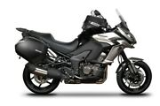 Shad K0vr16if Support Bags 3p System For Kawasaki Versys 1000, Black,